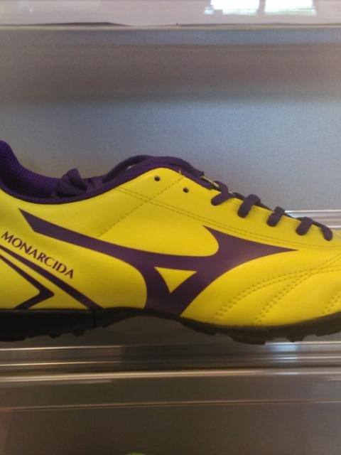 MIZUNO MONARCIDA AS GIALLO/VIOLA